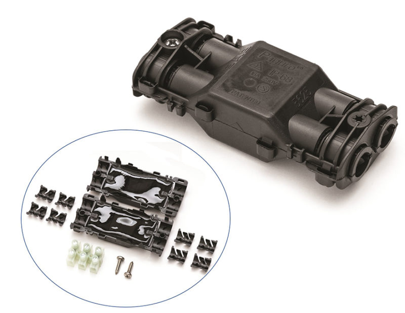 IP68 Gel Filled Connectors